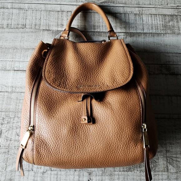 1db21b1e1778 🔥FINAL PRICE🔥Michael Kors Viv Leather Backpack. M 5bf2bceaf63eea72408caf64